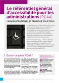 RGAA - Accessibilité | modernisation.gouv.fr | Stratégie digitale | Scoop.it