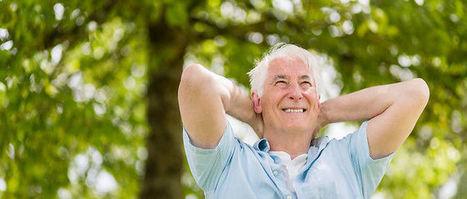Il faut être vieux pour être heureux ! - Le Point   Politique de santé et de protection sociale   Scoop.it