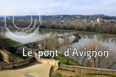 Découverte du pont d'Avignon et sa reconstitution vidéo en 3D   Talons hauts & sac à dos   Scoop.it