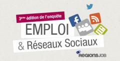 Enquête : l'impact des réseaux sociaux sur le recrutement et la recherche d'emploi | Quoi de news sur les réseaux sociaux ? | Scoop.it