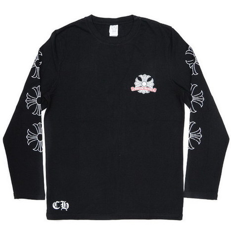 Black Chrome Hearts Long Sleeves Horseshoes T-shirt [Chrome Hearts T-shirt] - $159.76 : Cheap Chrome Hearts, Chrome Hearts Online Shop | Boutique | Scoop.it