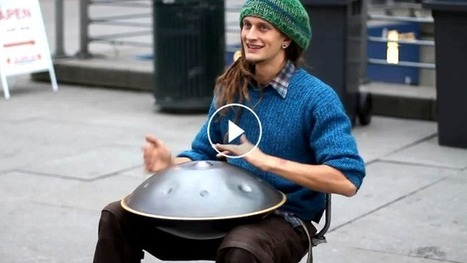 An Instrument From Outer Space Makes A Beautiful Music! | Amazing Videos | Scoop.it