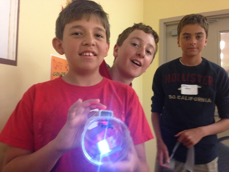 #STEAMmaker: Setting Them Free to Learn | ESSDACK - Education Trends & News | Scoop.it