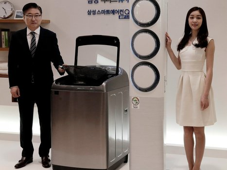 Samsung may have an exploding washing machine problem | Technology by Mike | Scoop.it