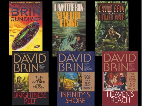 David Brin: worlds of UPLIFT | David Brin's Uplift Universe | Scoop.it