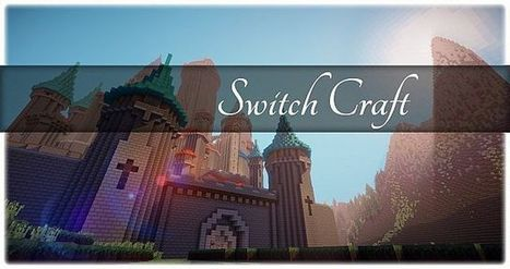 Switch Craft Resource Pack for Minecraft 1.6.3/1.6.2 | Minecraft Resource Packs 1.7.10, 1.7.2 | Scoop.it