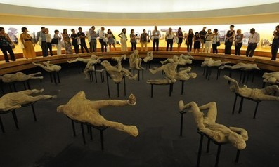 Pompeii survives bumpy restoration saga  - The Local   Ancient History   Scoop.it