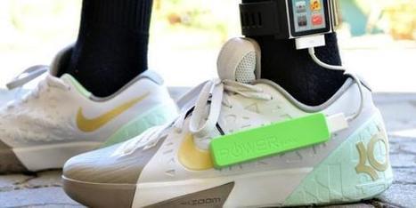 Un ado de 15 ans invente un moyen de recharger son smartphone ... - La Tribune.fr | Le monde de la chaussure.Cap-k, des chaussures pour le dos. | Scoop.it