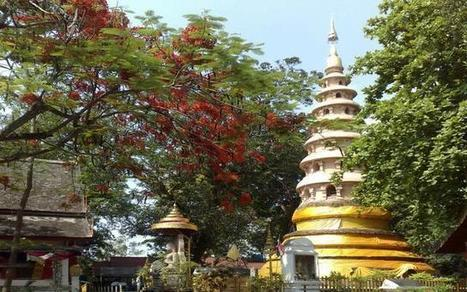 Wat Rampoeng : The Northern Insight Meditation Center | Chiang Mai Tourist Attractions | Scoop.it