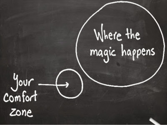 EdTech Workshop: In 2014…Leave Your Comfort Zone! | Learning & Teaching in HE | Scoop.it