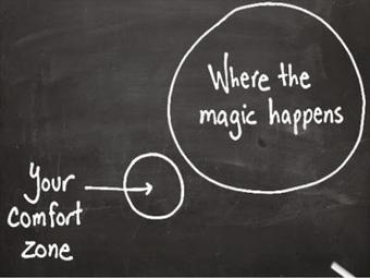 EdTech Workshop: In 2014…Leave Your Comfort Zone! | Edtech PK-12 | Scoop.it