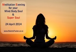 Meditation - Initiation & Activation Evening with Quantum Vortex Energy | Quantum Vortex Energy | Scoop.it