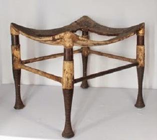 Tutankhamun's chair 'safe and sound' | Centro de Estudios Artísticos Elba | Scoop.it
