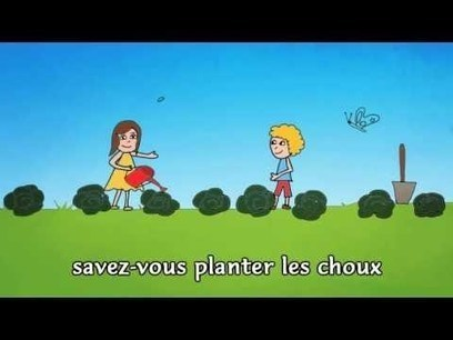 comptines de poules - YouTube | Dual Immersion Curriculum | Scoop.it