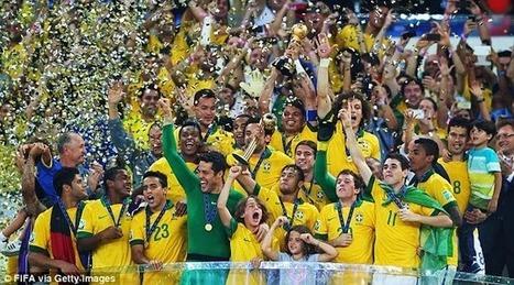Vaikundarajan - Information And Viwes: Prediction Of The FIFA 2014, Semi-Finals - Vaikundarajan   News   Scoop.it