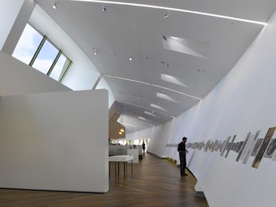Centre d'Art de Colchester : l'art du cercle. | Architecture pour tous | Scoop.it