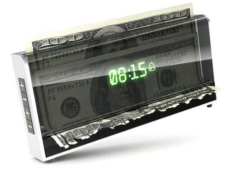 You Better Wake Up! Money-Shredding Alarm Clock | All Geeks | Scoop.it