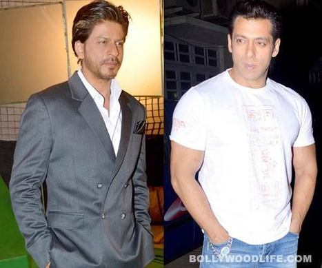 Shah Rukh Khan: I am bored of questions about Salman | Celebrity latest News and Photos (Bollywood and hollywood) | Scoop.it