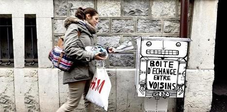 Échanger avec ses voisins grâce à une boite | SoonSoonSoon.com | Fiscalité - régulation - l'Etat dans la société du partage | Scoop.it