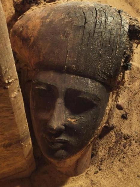 Asuán. Egiptólogos españoles hallan veinte momias y un sarcófago en la necrópolis de Qubbet el-Hawa   Aux origines   Scoop.it