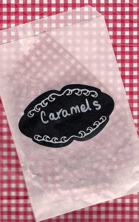 Party Favor Glassine Bags Chalkboard Labels for Cookies Candies Food Safe | Candy Buffet Weddings, Events, Food Station Buffets and Tea Parties | Scoop.it