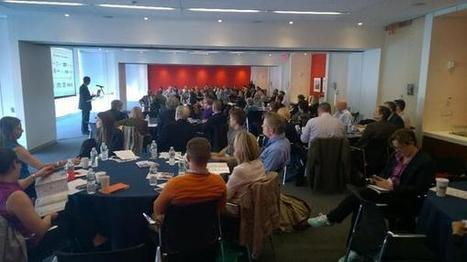 Photo of the Day: LGBT Marketing Conference at NY Times Conference Center | Social Media and Social Justice | Scoop.it