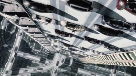 The future of transportation -- as seen by a sci-fi author | leapmind | Scoop.it