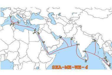 Piratage du câble sous-marin SEA-WE4 : Orange va se constituer partie civile | Sécurité Informatique | Scoop.it
