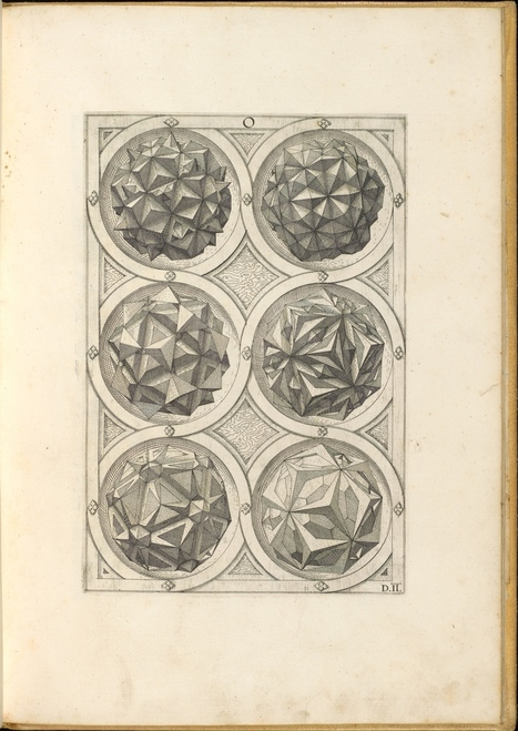 The Minimalist Beauty of a Renaissance-Era Geometry Book | e.cloud | Scoop.it