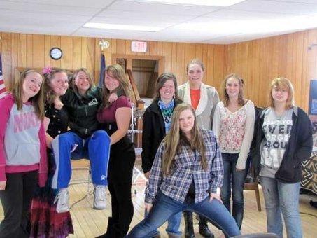Adirondack Teen Leadership and Service graduates first class | Minerva Central School | Scoop.it