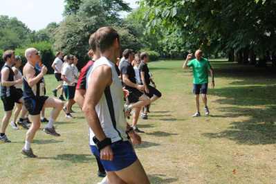 "Shaping up for Summer: Tips on exercising outdoors - Ealing Gazette | ""Sports Ethics & Training: Scott M. 