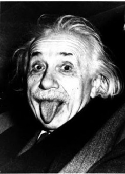 The Famous Einstein Tongue Out Photo ~ Interesting Facts You Should Know | World Facts | Scoop.it
