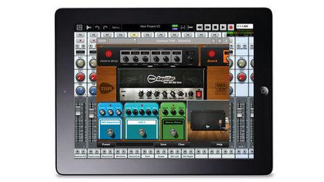 Studio d'enregistrement sur Ipad, Auria by WaveMachine Labs - à 50 % | Cavagroover | Scoop.it