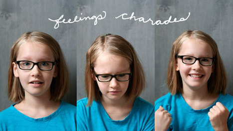 Feelings Charades . Activities for Kids: Adventures In Learning . PBS Parents | Empathy | Scoop.it