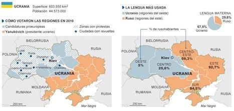Ucrania, un país dividido   Legendo   Scoop.it
