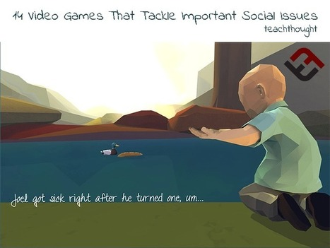 14 Video Games That Tackle Important Social Issues - | Games and education | Scoop.it