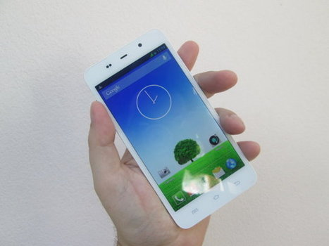 ThL W200 Smartphone Review (Mediatek MT6589T) | Embedded Systems News | Scoop.it