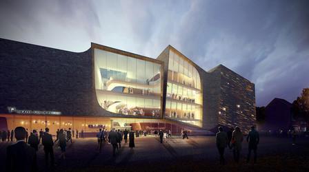 El diseño de UNStudio para el Den Bosch Theatre ganador por ... - Plataforma Arquitectura | retail and design | Scoop.it