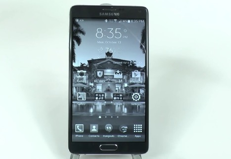 The Unconventional Guide to 10 Hidden Features of Galaxy Note 4 | MOVIES VIDEOS & PICS | Scoop.it