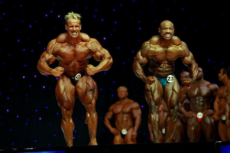 Mr Olympia 2007 | BODYBUILDING | Scoop.it