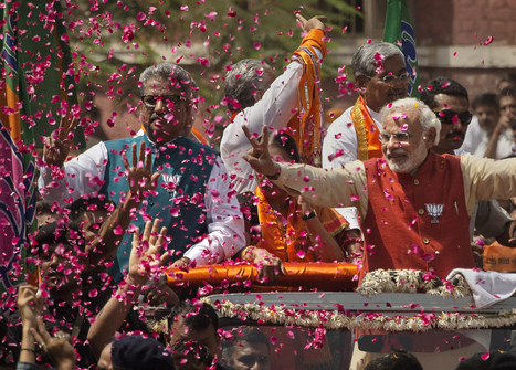 India's 'generation nowhere' students back controversial Hindu nationalist Narendra Modi to become India's next PM   ESRC press coverage   Scoop.it