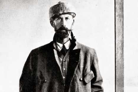 Explorer Percy Fawcett Disappears in the Amazon, 90 Years Ago | Rainforest EXPLORER:  News & Notes | Scoop.it