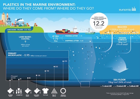 80% of Ocean Plastic Comes From Land-Based Sources, New Report Finds   Plastic Pollution   Scoop.it