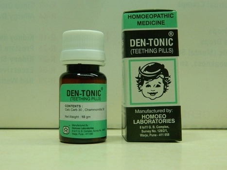 DENTONIC | homeopathic medicine | Scoop.it