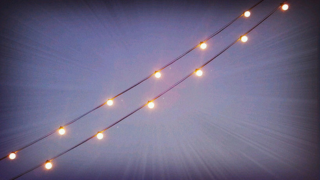 Happy String Lights | Home Remodeling And Electrical Repair | Scoop.it