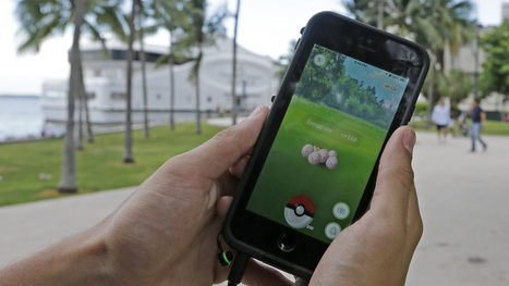 As Pokémon Go Evolves, Businesses Are Squeezing Themselves In   Business Transformation   Scoop.it