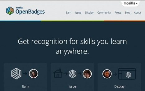 Introducing Open Badges 1.0 | Business learn from Social Media | Scoop.it