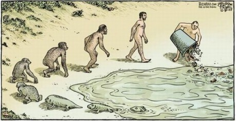 The Evolution Of Man | Open Data Visualizations | Scoop.it