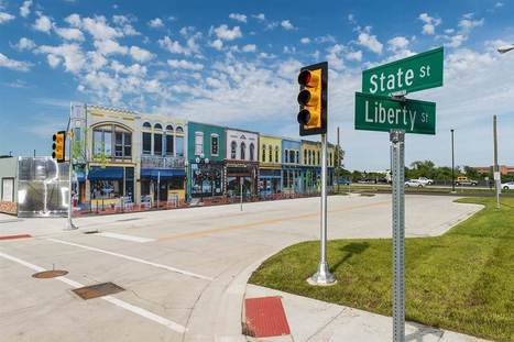 Welcome to MCity: GM, Honda, Others Fund Fake City for Driverless Cars - NBC News - NBCNews.com   Fotune 500 Company News   Scoop.it