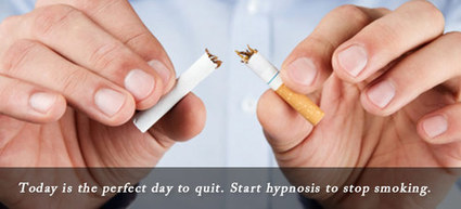 Hypnosis is one of the best way to stop smoking | Hypnotism for Weight Loss | Scoop.it